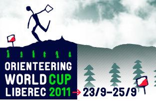 Orienteering World Cup Liberec 2011